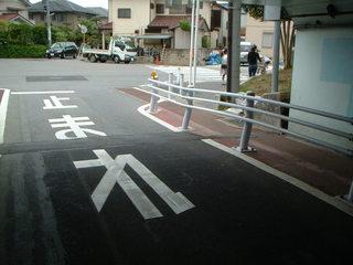京葉道路の下の道