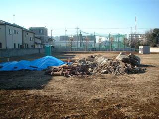 旧陸軍習志野学校跡地のほんの一部